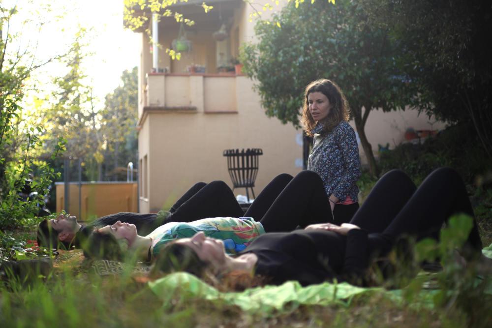 Sesión TRE - Irene Pérez